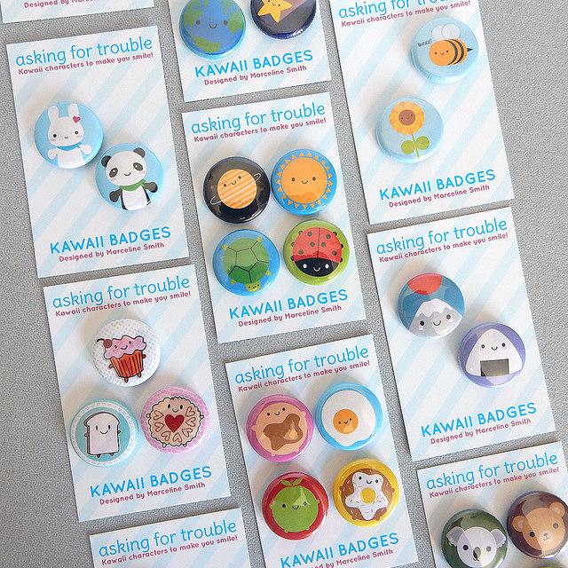badge sets