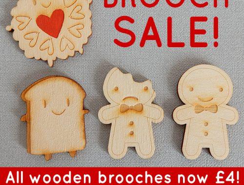 brooch sale