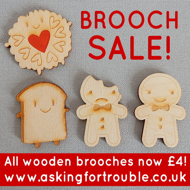brooch sale