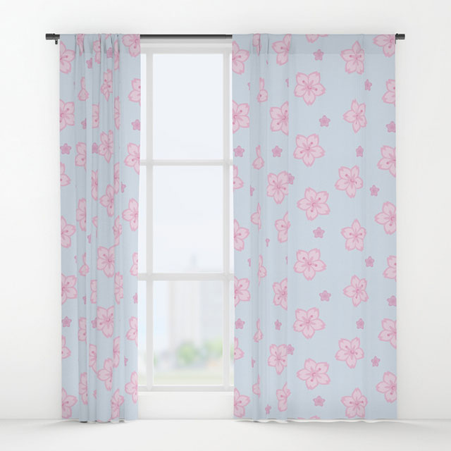 society6 curtains