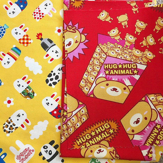 kawaii fabric marcelinesmith
