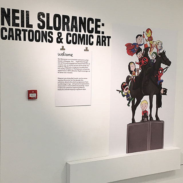 neil slorance exhibition