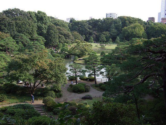 Rikugien Gardens, Tokyo - marcelinesmith