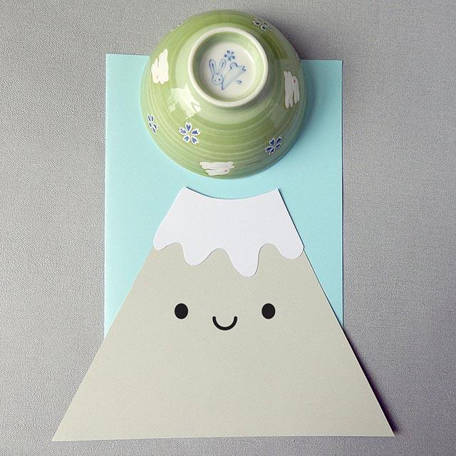 kawaii paper craft tutorial copyright marceline smith