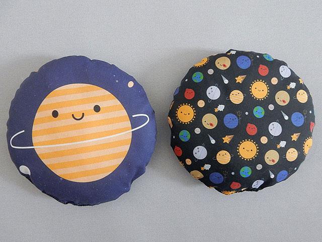 kawaii fabric mini pillows