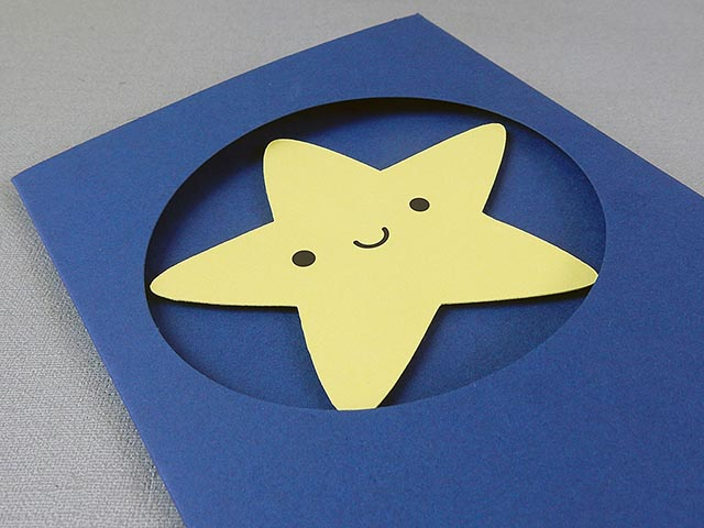 kawaii christmas cards paper crafts tutorial copyright marceline smith