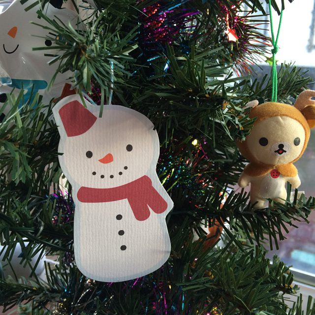 christmas crafts printable snowman ornaments