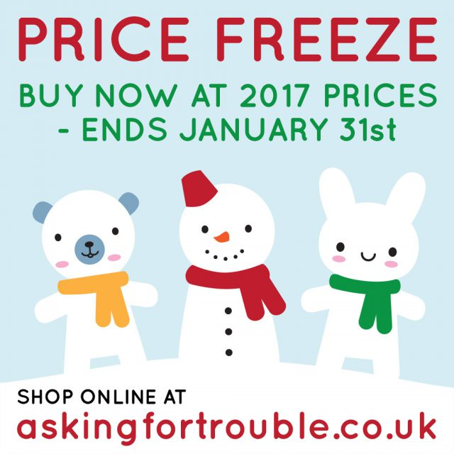 price freeze
