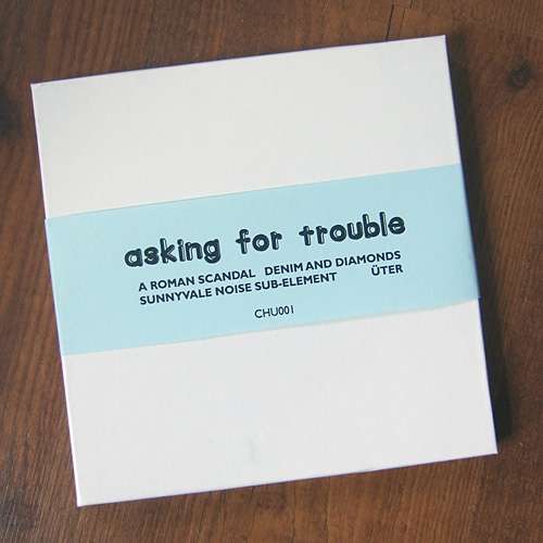 asking for trouble box set