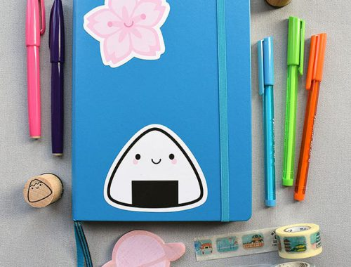 kawaii bullet journal