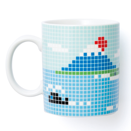 tokyopixel fuji mug