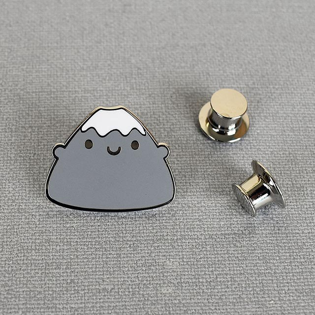 enamel pins secure locking backs