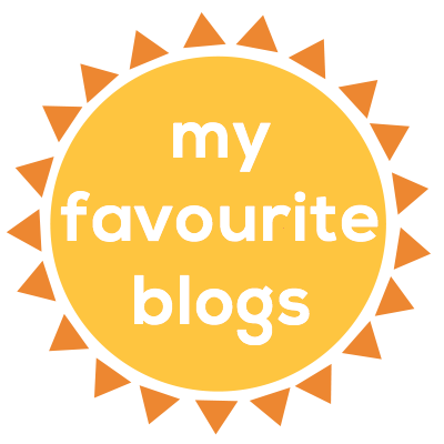 my favourite blogs