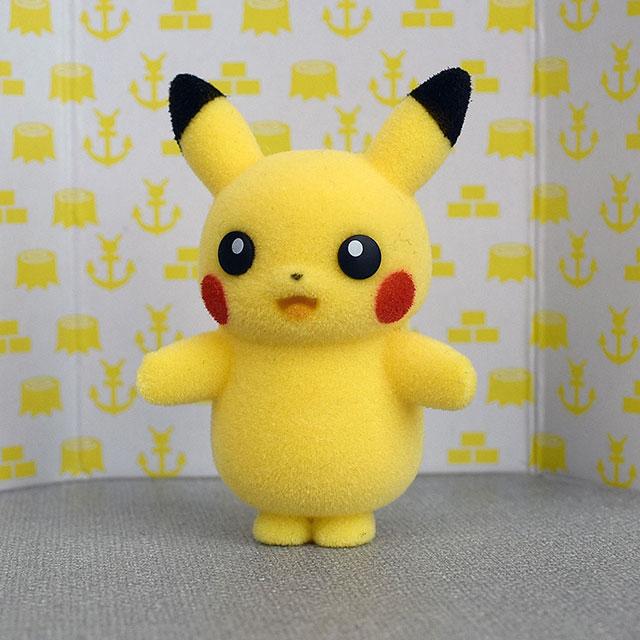 pikachu mascot figure