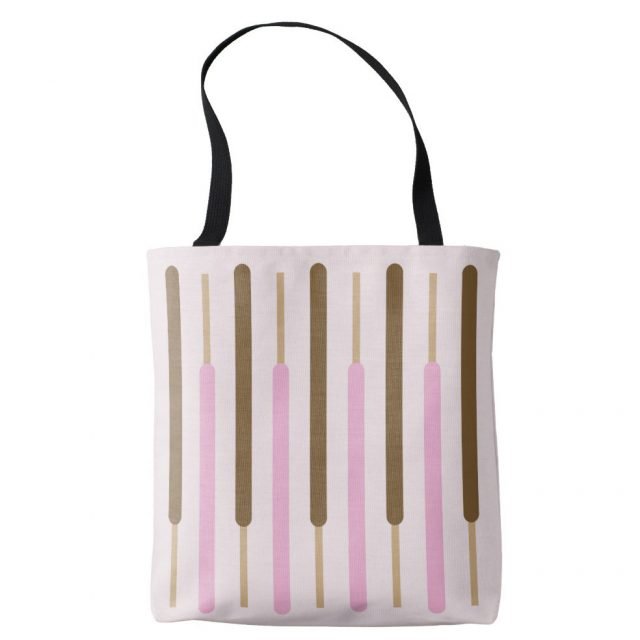 Japanese Biscuit Sticks Pocky tote bag