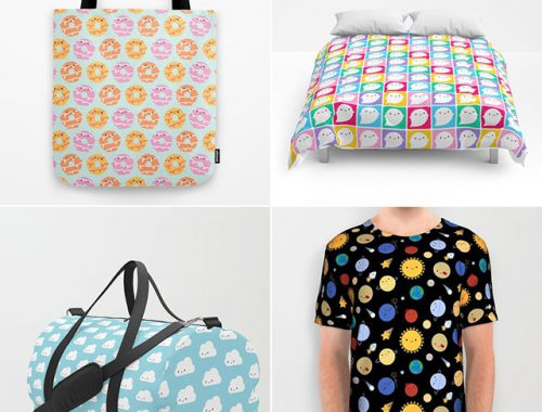 society6 popular products