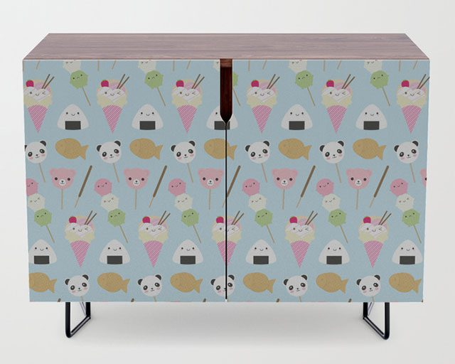 Kawaii Japanese Snacks furniture