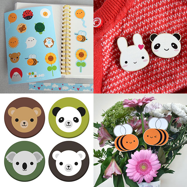 Christmas gift guide - Kawaii animals