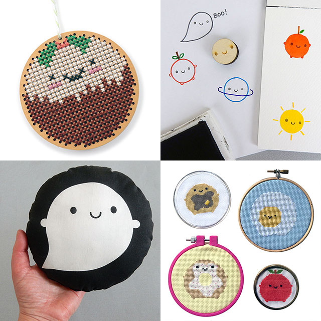 Christmas gift guide - Kawaii craft kits