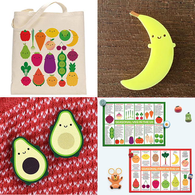 Christmas gift guide - Kawaii food