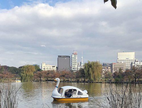 Ueno Park - marcelinesmith