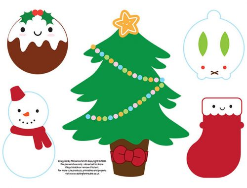 rintable Christmas Gift Tags