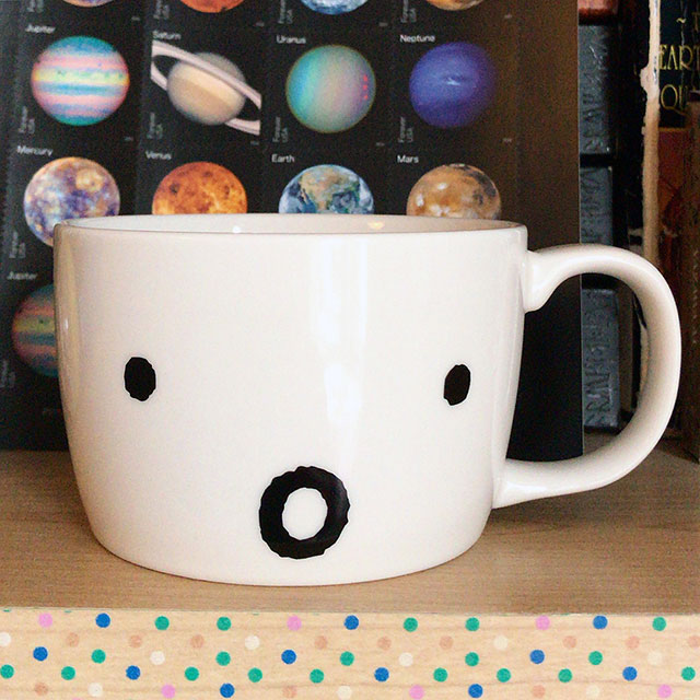 Miffy cup from Japan