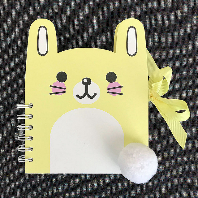 Kawaii bunny scrapbook - Paperchase