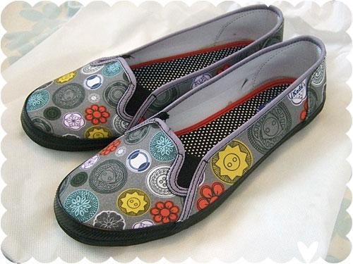 vintage button shoes