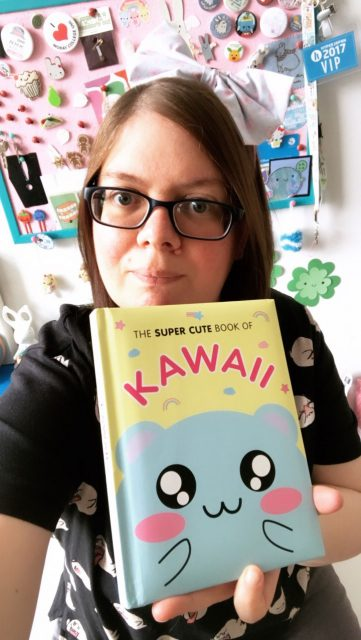 The Super Cute Book of Kawaii - Marceline Smith