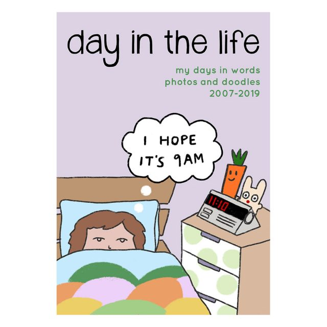day in the life zine