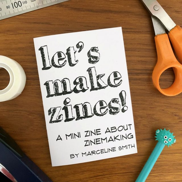 guide to zinemaking