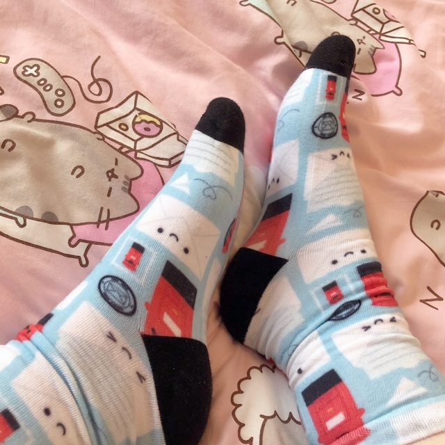 Redbubble socks