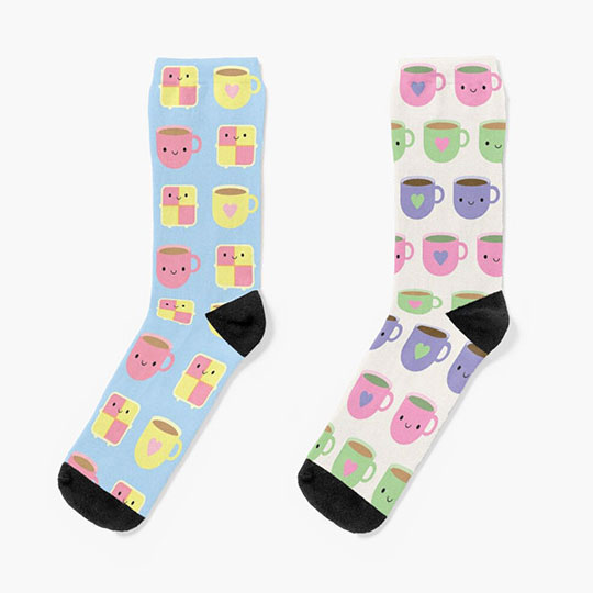 Redbubble socks