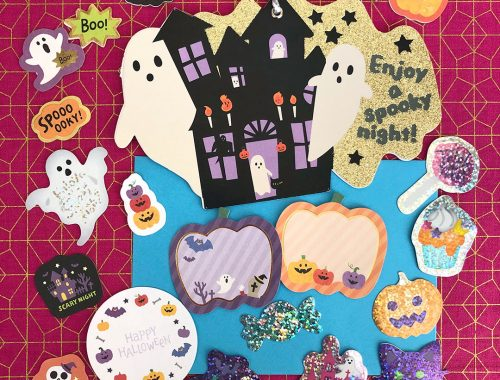 halloween happy mail