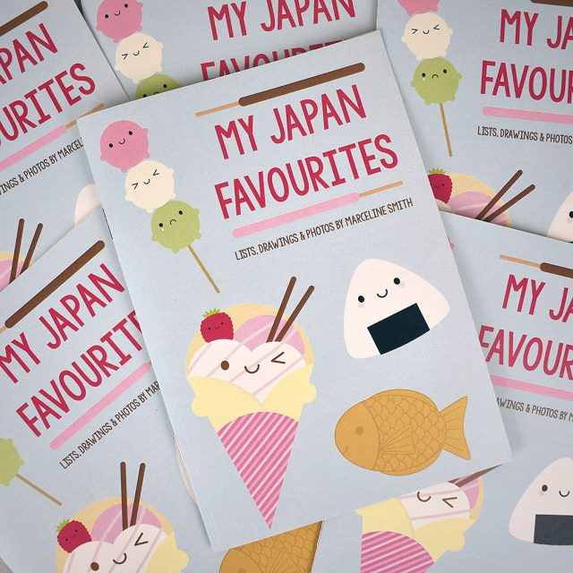 kawaii Japan zine