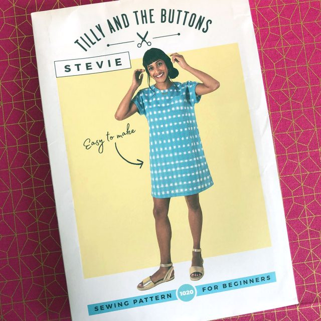 stevie dressmaking pattern