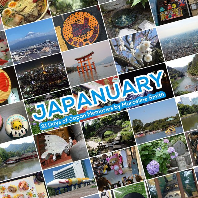 Japanuary Japan zine
