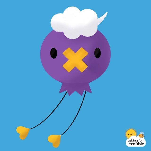 drifloon pokemon