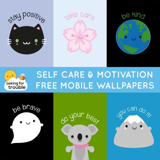 free self care wallpapers