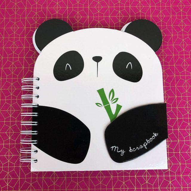 panda scrapbook