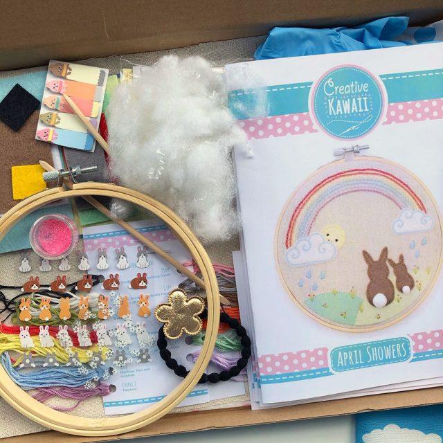 creative kawaii box