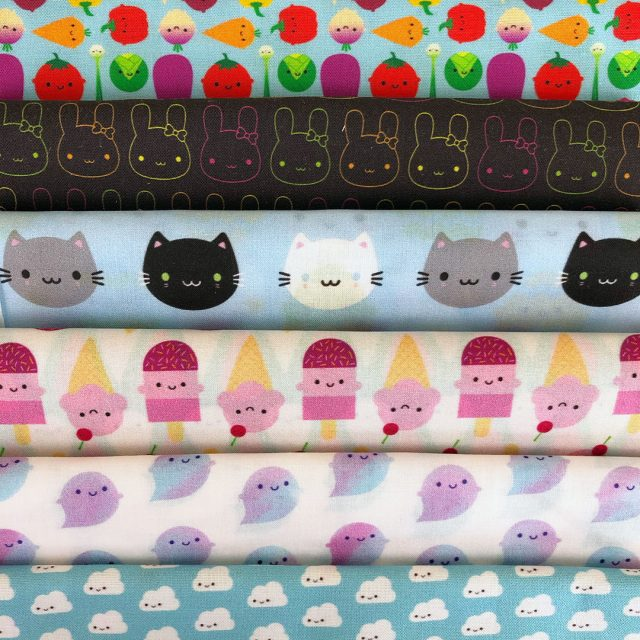 kawaii fabric