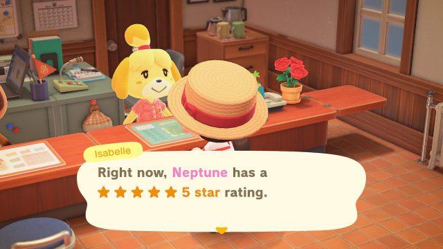 Animal Crossing / mar-c of Neptune