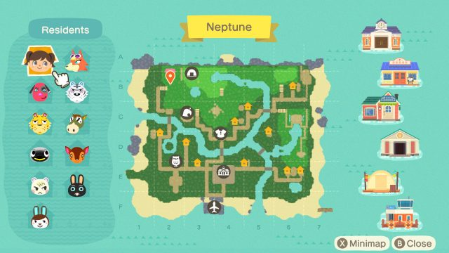 Animal Crossing / mar-c of Neptune