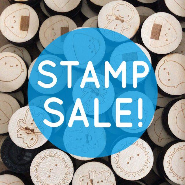 stamp sale
