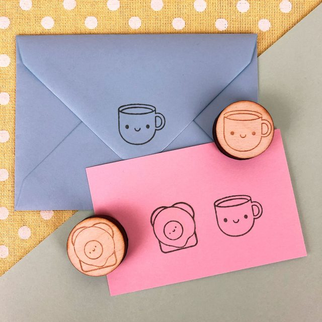 polymer stamps