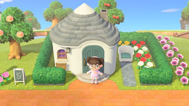 Animal Crossing Villager Gardens