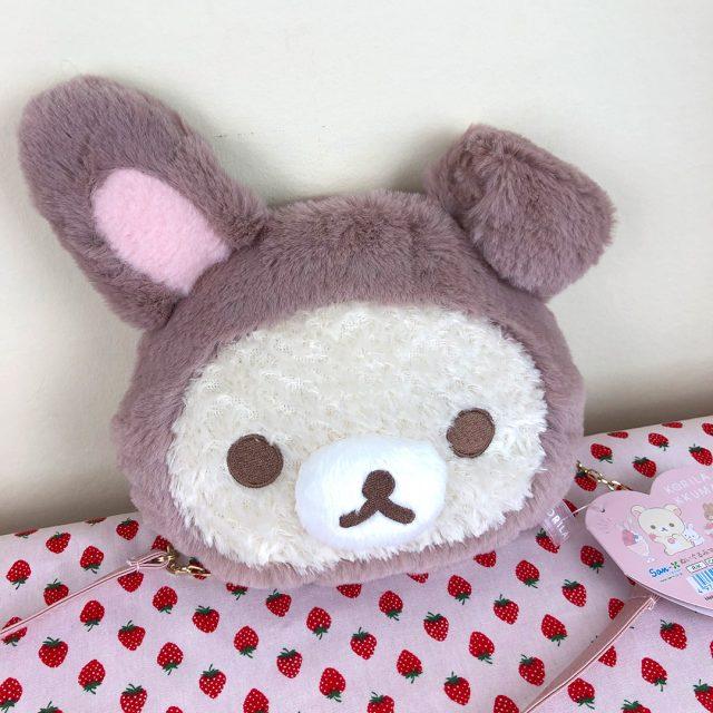 korilakkuma bunny pochette