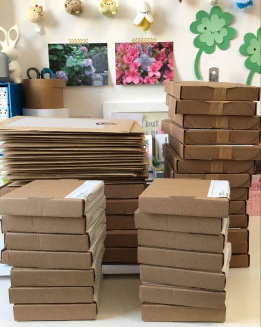 packing orders